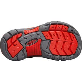 Keen Newport H2 Sandaalit Lapset, firey red